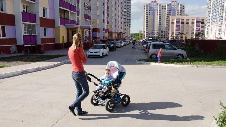 Доля среднего класса в Новосибирской области едва превысила 10% от населения