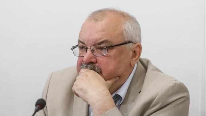 В Волгограде директор РАНХиГС Игорь Тюменцев ушёл в отставку