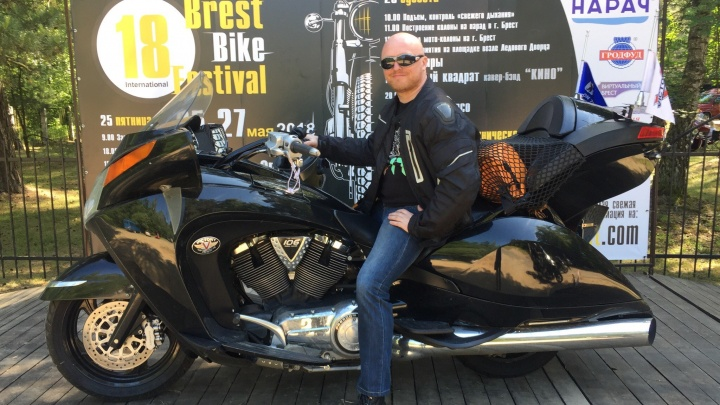 Авантюра всей жизни: как ярославец проехал на мотоцикле 14 стран за месяц