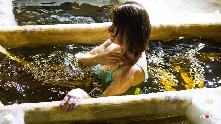 «Не надо тешить самолюбие»: церковь осудила фотографии с Крещения в соцсетях