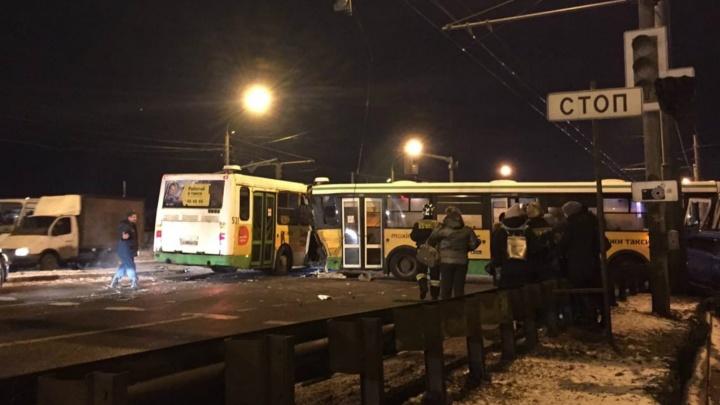 «Человеческий фактор»: в ГИБДД рассказали, как произошло ДТП на Московском проспекте. Видео