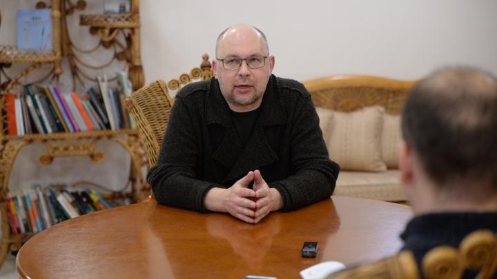 Уральский писатель Алексей Иванов увезет в Лондон свои книги