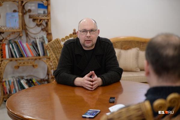 Алексей Иванов —один из самых экранизируемых российских прозаиков