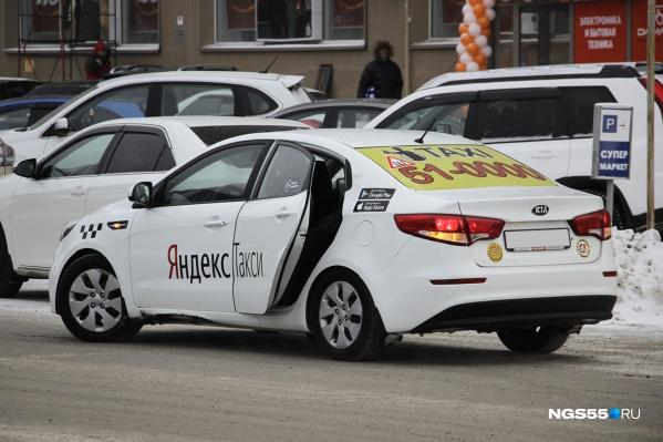Увеличение количества вакансий для таксистов специалисты связывают с ростом популярности приложений