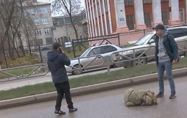 В Березниках на пешеходном переходе сбили студентку