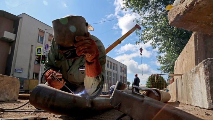 В Уфе временно уберут остановку на площади Орджоникидзе
