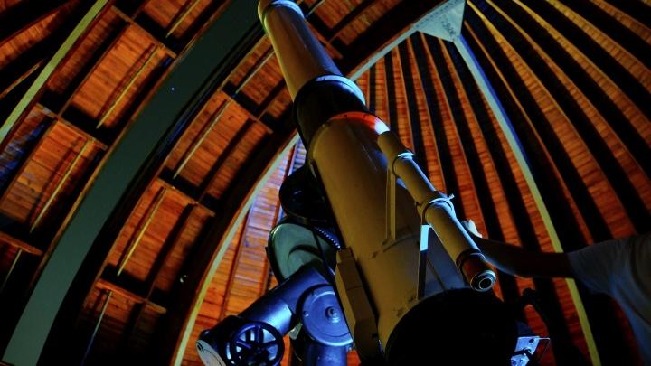 А планетарий не хотите ли? В Самаре предложили построить новое учреждение с телескопом