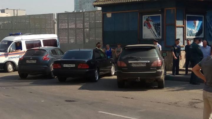 «Они кричали, руки были обожжены»: очевидцы рассказали о взрыве в кафе в центре Красноярска