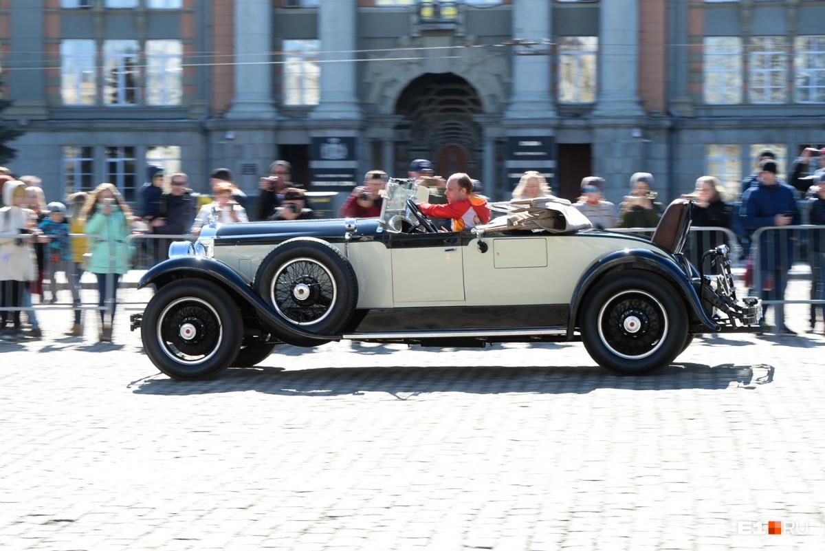 В ралли будут участвовать как российские, так и зарубежные авто