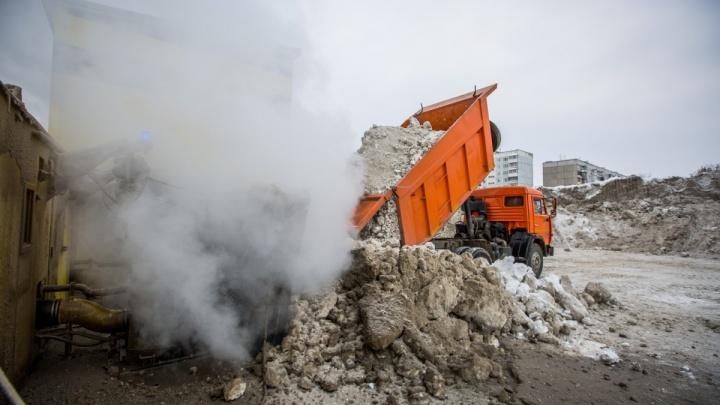 Снегоплавильная станция отсудила 72 миллиона за прошлогодний снег