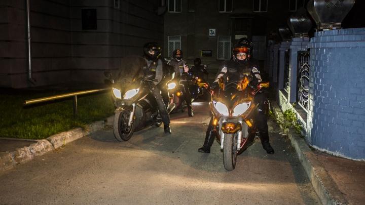 Четвёрка байкеров из Новосибирска отправилась в тур по 19 странам, чтобы снять фильм