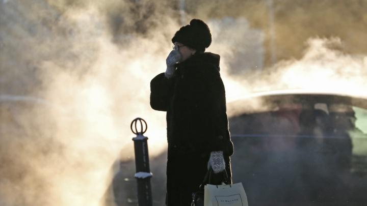«Продвигается тёплый фронт»: синоптики рассказали, когда в Челябинске отступят морозы