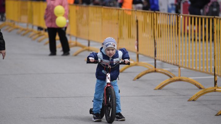 Крутим педали: как прошёл юбилейный «ВелоОмск»