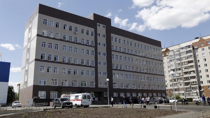 В Заозёрном откроют вторую очередь поликлиники за 85 миллионов рублей