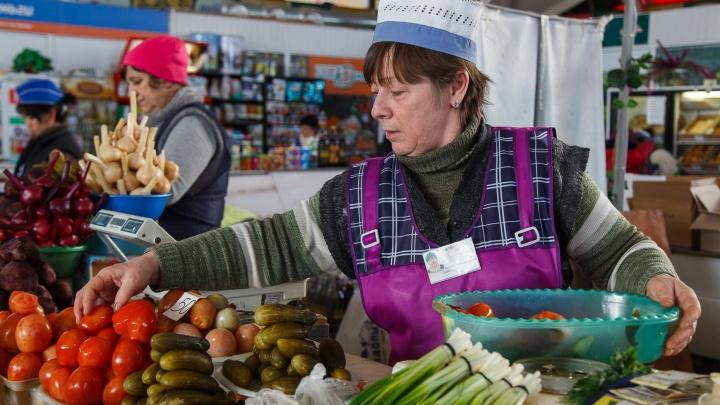 Волгоградцы со средней зарплатой 29 тысяч рублей смогли позволить себе больше муки и масла