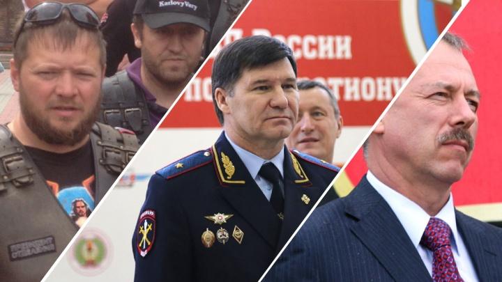 Байкеры, Алтынов, экс-мэр и много денег: подробности дела тюменских полицейских