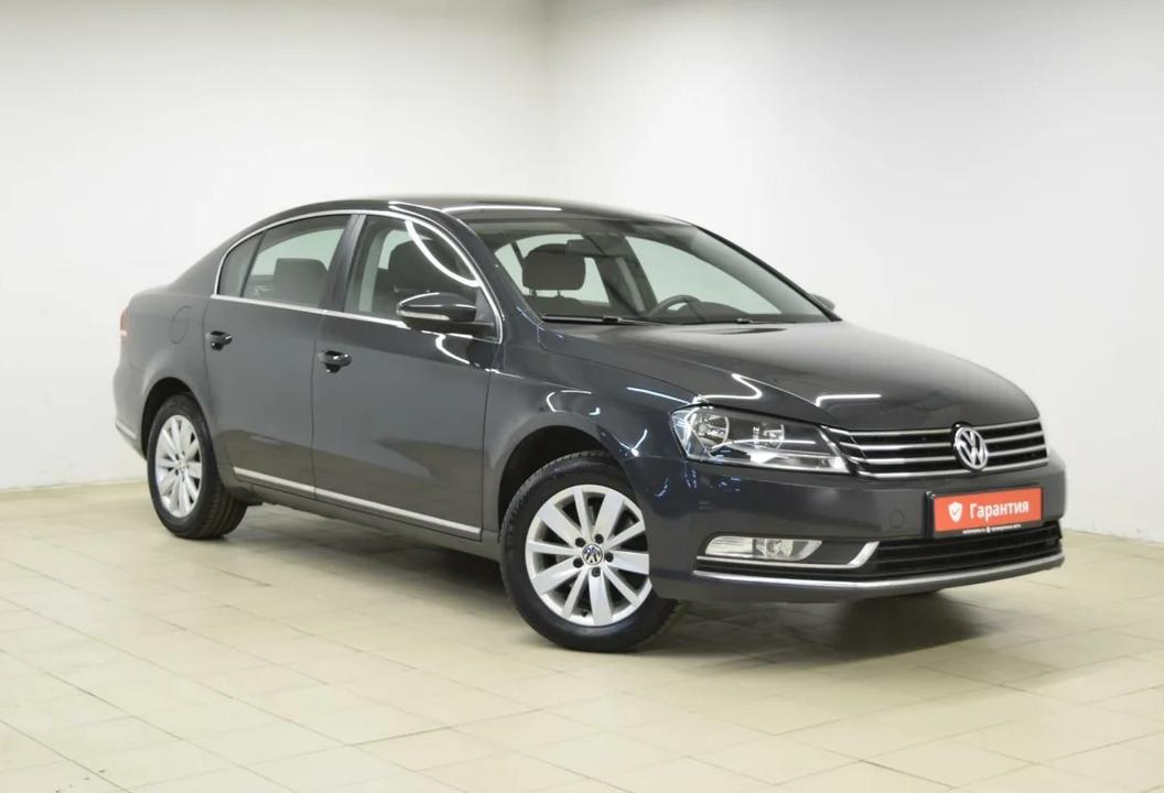 Volkswagen Passat за 650 тысяч рублей