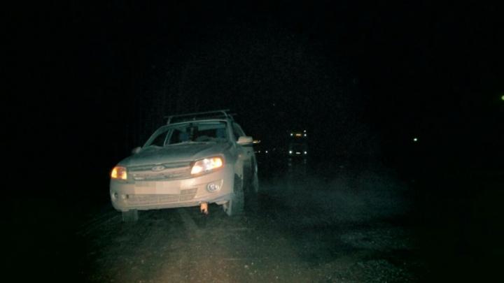 Жительница Башкирии попала под колеса сразу двух автомобилей