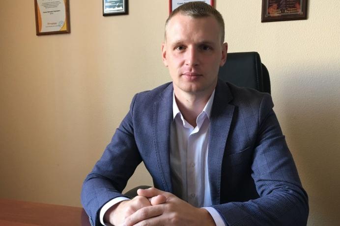 Директор новосибирского филиала МФО «ДеньгиАктив» Василий Савич
