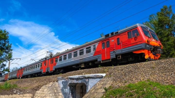 Электричку до Искитима отменяют из-за нехватки пассажиров по выходным