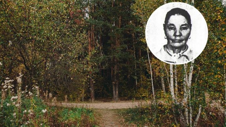 Под Тобольском ищут одинокую пенсионерку, пропавшую в лесу еще в октябре