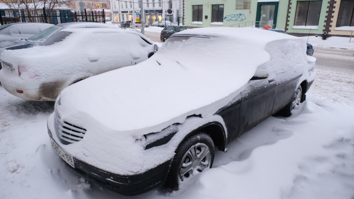 Пермь после снегопада: все о том, как город пережил метель и большие пробки