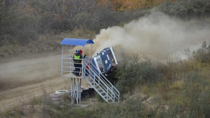 Гибель омского судьи на гонках «Ралли Сибирь» признали несчастным случаем