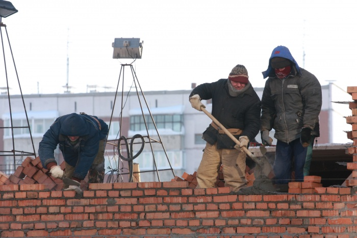 За год Новосибирск потерял почти четверть новостроек