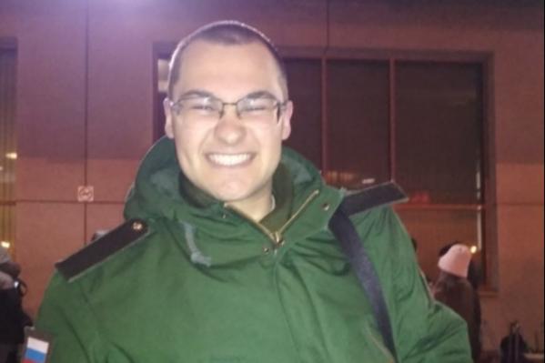 По словам правозащитников, Артур Хакимов сбежал из-за насилия в части