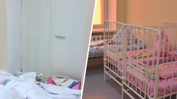 В челябинской больнице отремонтировали отделение, на которое чаще всего жаловались родители малышей