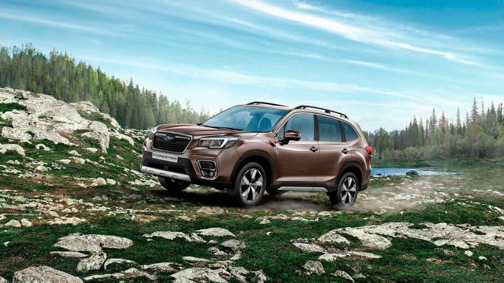 Сейчас — самое время: дни специальных цен на весь модельный ряд Subaru