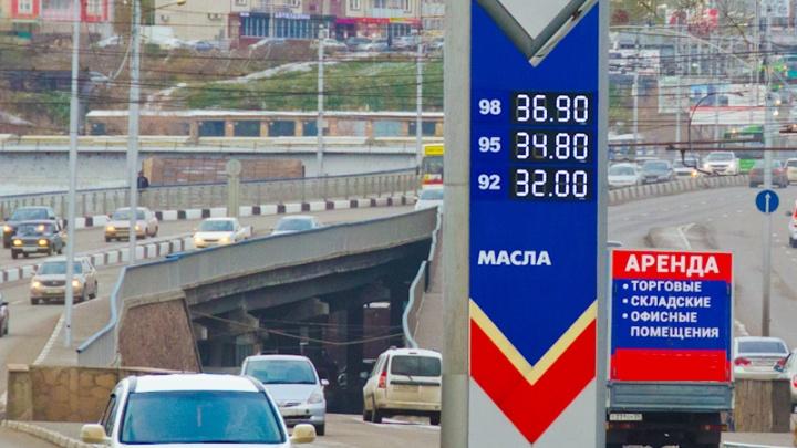 Ещё одна крупная сеть АЗС Красноярска переходит под бренд структур «Газпрома»