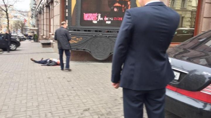 В центре Киева расстреляли сбежавшего из России экс-депутата Госдумы Дениса Вороненкова