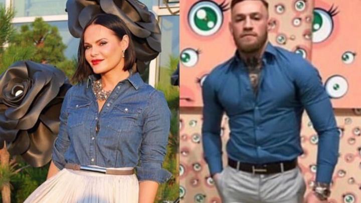 Один в один: телеведущей из Ярославля нашли Instagram-близнеца. И это Конор Макгрегор!