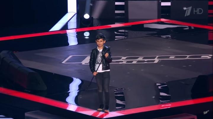 Юный певец из Ростова стал участником шоу «Голос»
