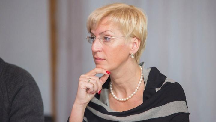 Вице-премьер краевого правительства Ирина Ивенских стала депутатом Законодательного собрания