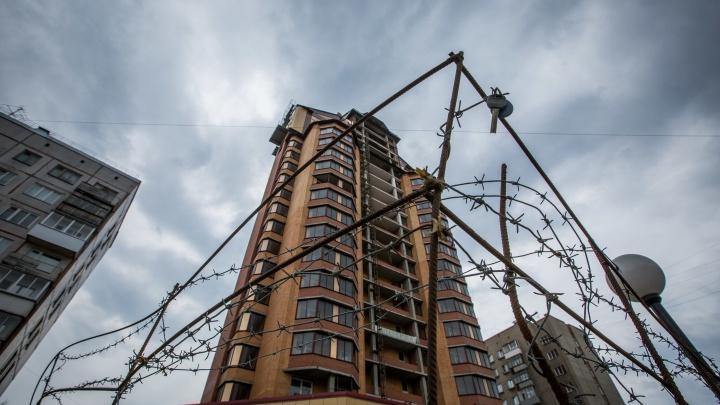 Дом разорённой надежды: история главного недостроя Новосибирска