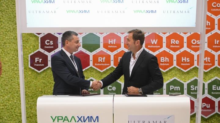 «УРАЛХИМ» и «Ультрамар» подписали соглашение о строительстве новых объектов в порту Усть-Луга