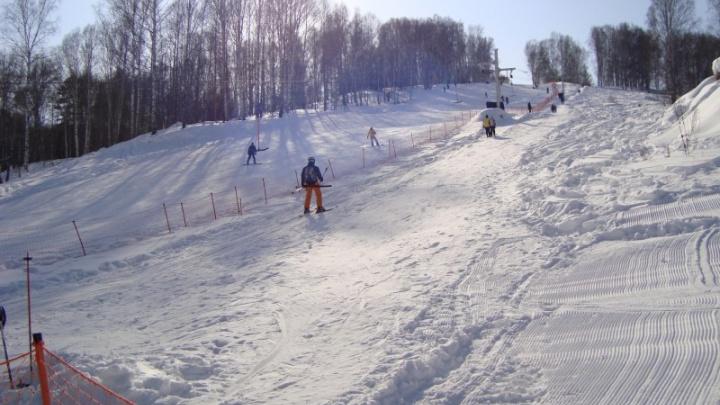 На картах «2ГИС» появились два горнолыжных комплекса под Новосибирском