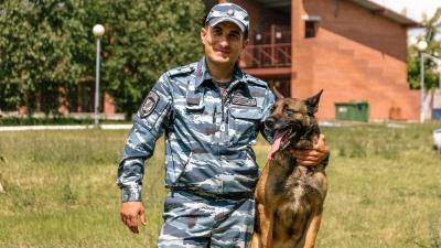 """«Первой была команда """"Нельзя!""""»: кинолог МВД о работе с собаками"""