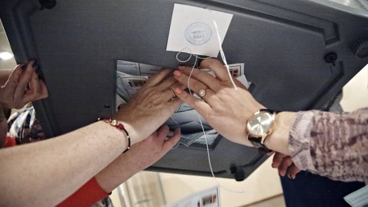 Снегоходами, самолетами, поездами: досрочно в Поморье проголосуют более 10 тысяч человек