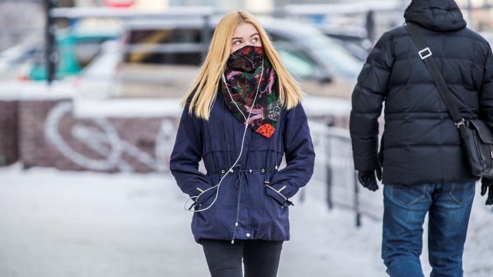 Шоковая заморозка: в Новосибирск идут первые 30-градусные морозы
