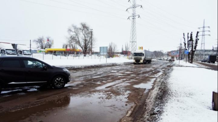 На ремонт разрушенного Заводского шоссе выделили еще денег