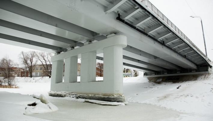 Власти проверили безопасность моста через Которосль: результаты