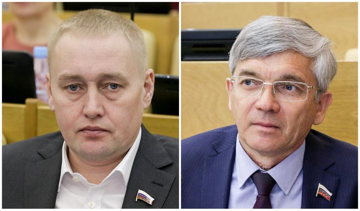 Андрей Альшевских и Александр Петров