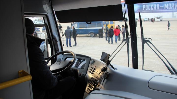 В Омске автобусы начнут сворачивать с метромоста на остановку «Рабиновича»