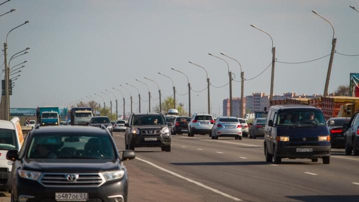 В Ростове из-за футбольного матча ограничат движение транспорта
