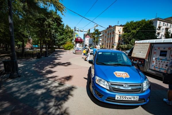 Платные парковки в центре пытаются ввести уже три года