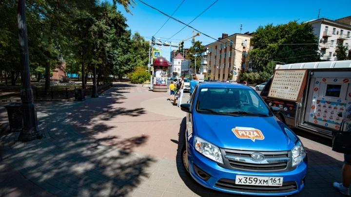 Ростовские власти решили перезагрузить платные парковки
