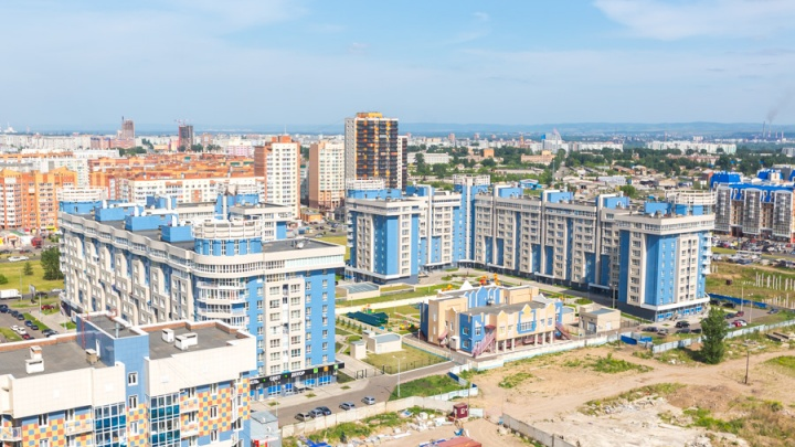 Летняя жара возвращается в Красноярск